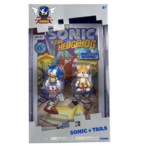 25Th Anniversary- Sonic And Tails Vs Mecha Sonic